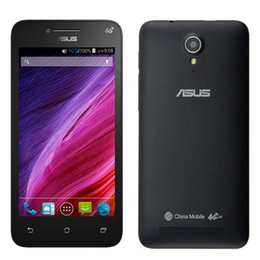 Wholesale Original ASUS T45 G GSM Quad Core MTK6582M GHz MB RAM GB ROM Android KitKat inch HD GPS WiFi MP Camera Smartphone