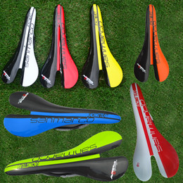 Wholesale New arrivel full carbon fiber San marco carbon bike saddle road bicycle sanmarco seat saddle cushion