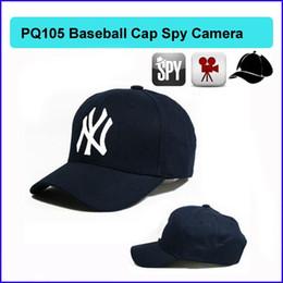 16GB Cap Hat spy Camera Baseball Cap Hat hidden camera video Camcorder with Remote Control outdoor Mini DVR Video Recorder PQ105