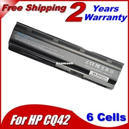 Wholesale NEW Laptop Battery For HP Compaq Presario G62t CTO MU06 MU09 Pavilion g6s g6t g6x Compaq Notebook PC