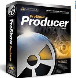 Wholesale Slideshow Maker Photodex ProShow Producer New ENGLISH