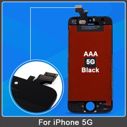Wholesale 2016 New A For Iphone Glass LCDs Display Digitizer Assembly Cell Phone LCD Screen Replacement