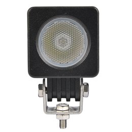 1pcs 10W led work lamp worklight off road 10W cree led work light 12V LED tractor motorcycle work lights 24V led working light
