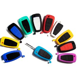 Wholesale Silicone Key Case Ford - The new Fox Wallets key sets new Fox special modified silicone key cases key Ford