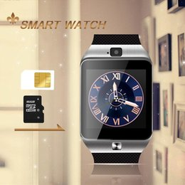 Wholesale 2015 Latest Smart Watch For Apple For Samsung s4 s5 Android IOS Phone Bluetooth Wearable Watch Sheet music QQ online