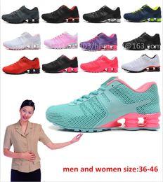 Wholesale new shox current R4 lighter running shoes OZ casual zapatos hombre shox NZ scarpe donna men women s size