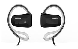 Jabees Bsport Wireless Bluetooth Headset Handfree Sport Stereo WaterProof Headphone Earphone With MIC for Cell Phones with Retail Packaging