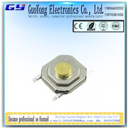 TS04001A 4*4 SMD touch switch 4*4*1.5 1.6 1.7 2.0 2.5 3.0 3.5 4.0 4.5 5.0 5.0mm height can be selected