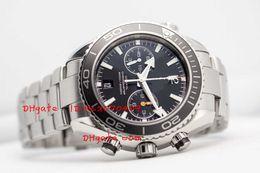 high quality Ocean Co-axial Chronograph, 232.30.46.51.01.001 MEN'S WATCH quartz watch Mens Watch wristwatch