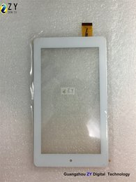7 inch Tablet PC Digitizer Touch Screen Panel Replacement part-for BL-1123 ZY TOUCH