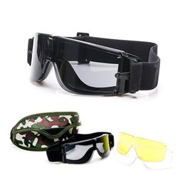 Venta caliente de la motocicleta en Línea-Nuevos gafas de esquí a prueba de polvo de motocicleta Mountain Biking gafas de sol Gafas de deportes al aire libre gafas de venta como Hot Cakes