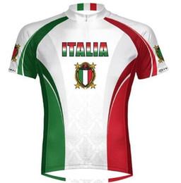 2019 Italia Short Sleeve Cycling Jersey  Cycling Clothing ciclismo maillot MTB A19