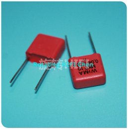 2015 Sale 10pcs- New Red Wima Capacitor.mkp10 47nf 400v 0.047uf 473 400v P=10mm. For Audio Coupling. Free Shipping Rushed Real