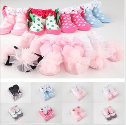 Wholesale Children Socks Wholesale Floor - 19 Style Baby Girls Room Socks Children Clothes Princess Pure Cotton Lace Short Socks Kids Cloth Floor Socks 20pairs lot 10cm K2221