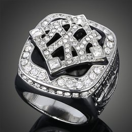 Wholesale World champion edition super bowl ring replica sale fashion mens jewelry Championship Rings for men A