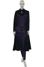 Wholesale Women Manteau Top Pants Anime Ergo Proxy Re L Mayer Cosplay Costume Halloween Clothing Woman