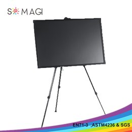 Wholesale Aluminium Alloy Artist Tripod Detachable Easel Display Stand Adjustable Carry Bag For Painting amp Advertising Board