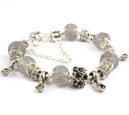 5kinds Designer Women Jewelry zinc white gold plating Bracelets 2015 Traditional Charm Luxury Snake Chain Bracelet wholesale 20cm