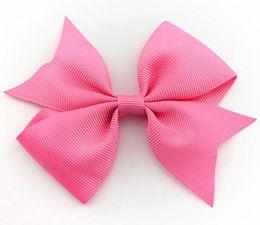 high quality grosgrain ribbon bows for hair hair bows,children hair accesso ries,baby hairbows girl hair bows WITH CLIP