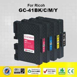 Wholesale GC K compatible Ricoh ink cartridge