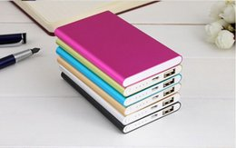 custom logo Newest 8800mAH power bank mobile phone external battery protable charge backup powerbank for iphone Samsung
