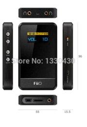Wholesale FiiO ANDES E07K The Return of The Legend USB DAC Headphone Amplifier Portable AMP amp DAC