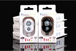 Free shipping Wireless Bluetooth Remote shutter Control Self-timer Wireless Shutter Snapshot Control for iOS Android Phone