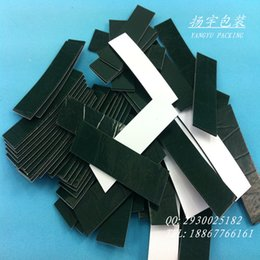 Black double-sided adhesive tape factory direct PE PE PE double-sided adhesive tape double-sided adhesive tape green film