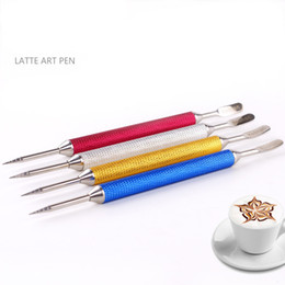 Wholesale Koonan Latte Art Pen For Coffee Espresso Machine