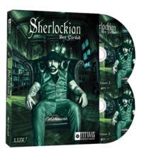 Wholesale Sherlockian by Ben Cardall DVD Set PDF and Titanas Magic only magic teaching video Send via email mental magic
