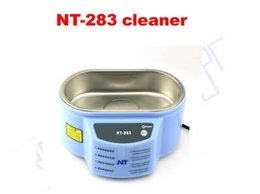 Wholesale Freeshipping NT ultrasonic cleaner electronic cleaning machine cheap and useful