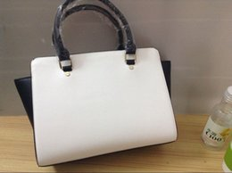 Wholesale 2014 NEW Hot Newest High Quality Women Patent Leather Michaels Handbag Fashion Shoulder Bag Jet Set Travel