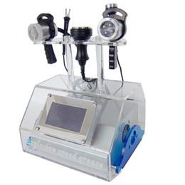 Salon Use Cavitation RF slimming Machine Portable Bipolar RF Ultrasonic Cavitation Vacuum Slimming Machine