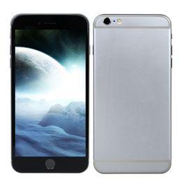 Wholesale Touch ID Goophone i6s Plus G LTE Octa Core GB RAM GB ROM Android Lollipop inch Fingerprint MP Camera Smartphone