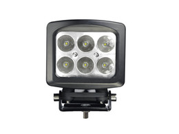 5.5 inch 60W LED Work Light 12V 24V Driving On Truck Jeep Atv 4WD Boat Mining LED driving light