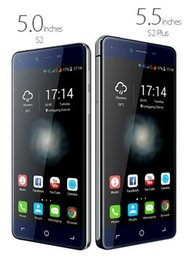 Wholesale 2015 New Original Elephone S2 S2 Plus G LTE Mobile Phone MTK6735 bit Quad Core quot HD Screen GB RAM GB ROM Android MP