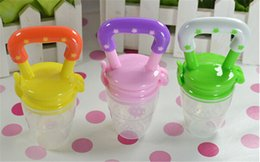 Wholesale Nipple Fresh Food Milk Nibbler Feeder Feeding Tool Safe Baby Supplies Must tool