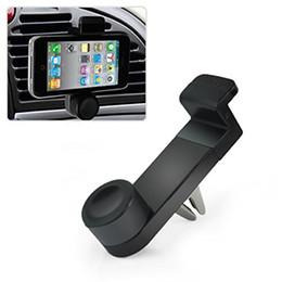 Support d'air portatif réglable de support d'air stand 3.5 '' - 6.3 '' pour téléphone portable mobile avec paquet à partir de vent mount gps fournisseurs