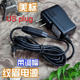 Tattoo Makeup Plug Power Supply Adaptor 12V Security Professional Permanent Makeup Converter Euro US Adapter