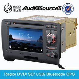 Wholesale car dvd car multimedia navigation system With Canbus SWC IPAS OPS Wifi G CPU Gps Navigatoin HD P RDS