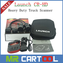 Wholesale Promotion Original Launch Creader CR HD Heavy Duty Code Scanner Original Launch CR HD Years Warranty