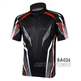 Wholesale Latest men Use an Fishing t shirt short sleeve t shirt men s clothing cycling jerseys clothing hygroscopic sweat men s clothing
