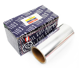 Wholesale Meter Aluminum Foil Paper FOR UV Gel Wraps Remover Nail Product Retails Nail Tool