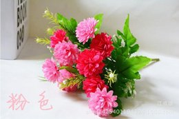 Wholesale 10pcs Silk Artificial Flowers artificial flowers Shantou simulation flowers manufacturers new hot products bal