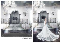 6.5*10FT(200x300CM)Wedding Backgrounds Photography Backdrops Romantic Fonds Fotografia Vinyl Backdrops For Photographic Backdrops cm-6967