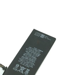 Wholesale 20pcs Battery For iphone Replacement Internal Battery for Apple iPhone mAh Li ion Mobile Phone Battery