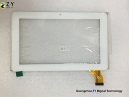 High quality 7 inch Tablet PC Capacitive Touch Screen touch panel digitizer kltmobile pb70a1609 ZY TOUCH