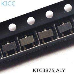 Wholesale KTC3875 SOT ALY A V NPN Chip Transistors