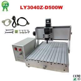 Wholesale No tax ship from UK cnc routers for wood work LY CNC Z D W mini engraving tools