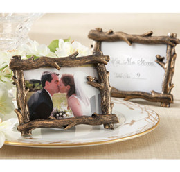 Wholesale Wedding Door Gifts and Bridal Shower Favors New quot Scenic View quot Tree Branch Place Card Holder Photo Holder